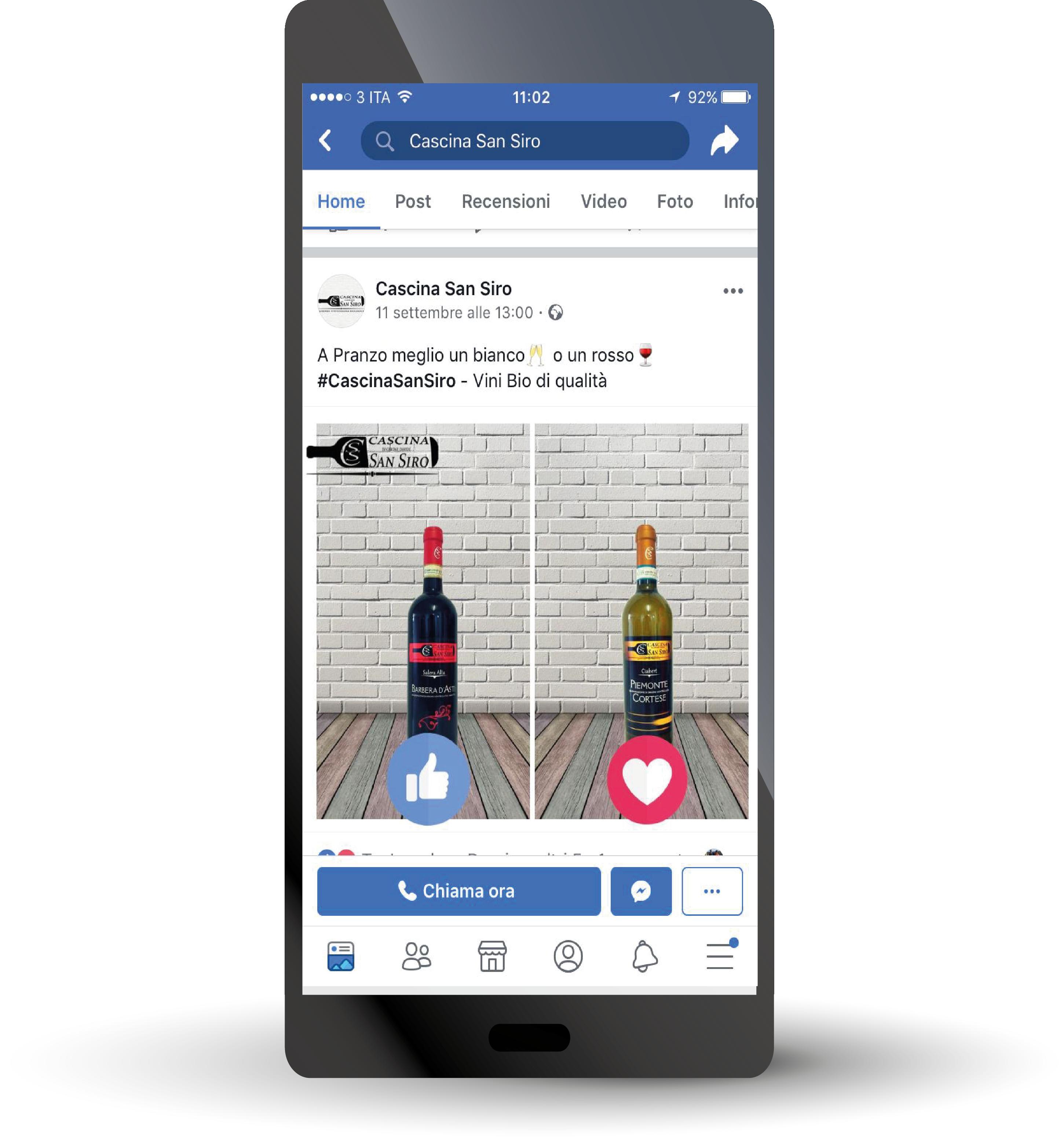pubblicità su facebook ad asti